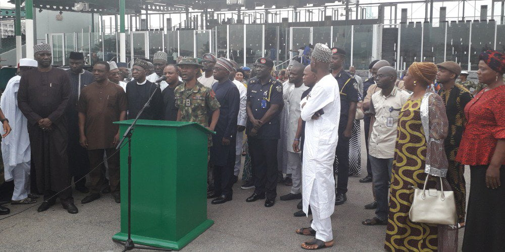 May - Photos: Military Show Nigerians What To Expect On Democracy Day