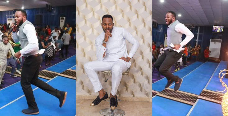 Daddy Freeze reacts to suicide of RCCG minister