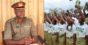 NYSC and DG 300x153 - 2020 Batch B: NYSC Hints On Measures For Orientation Camps