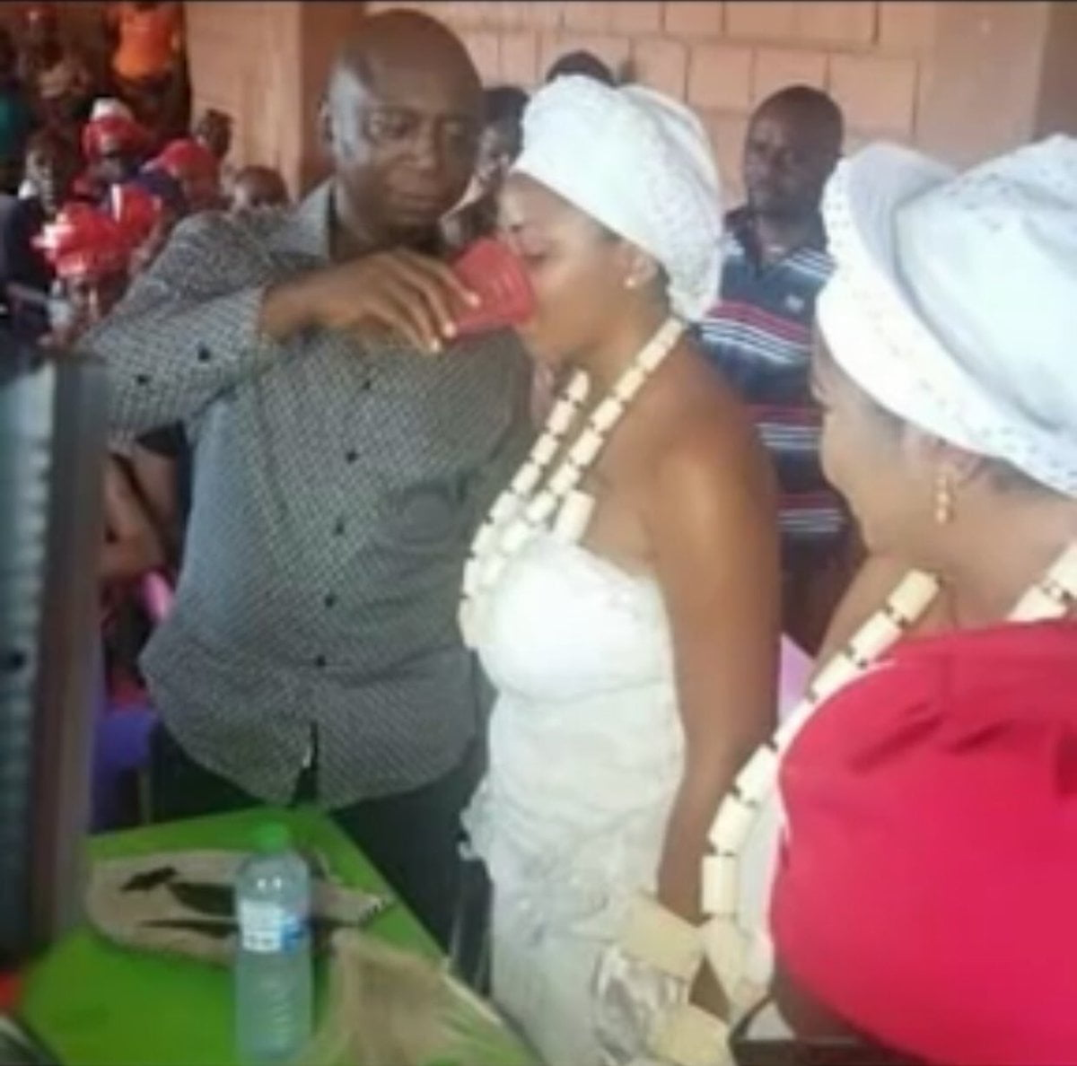 Ned Reg 7 - Nollywood's Regina Daniels Initiated Into Married Women Group (Photos)