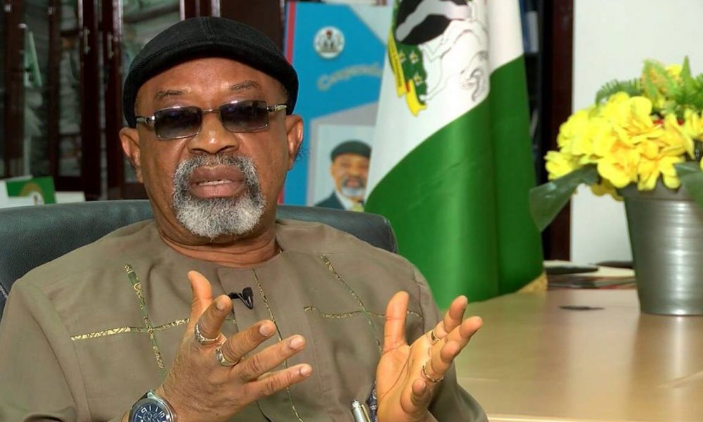 Ngige 1000x600 - Ngige Speaks On Sending Thugs To Attack Labour Leaders