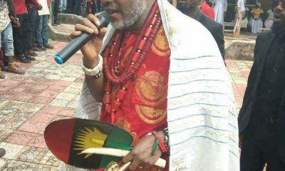 Food Blockade: Nnamdi Kanu Lists 3 Questions South Must Answer
