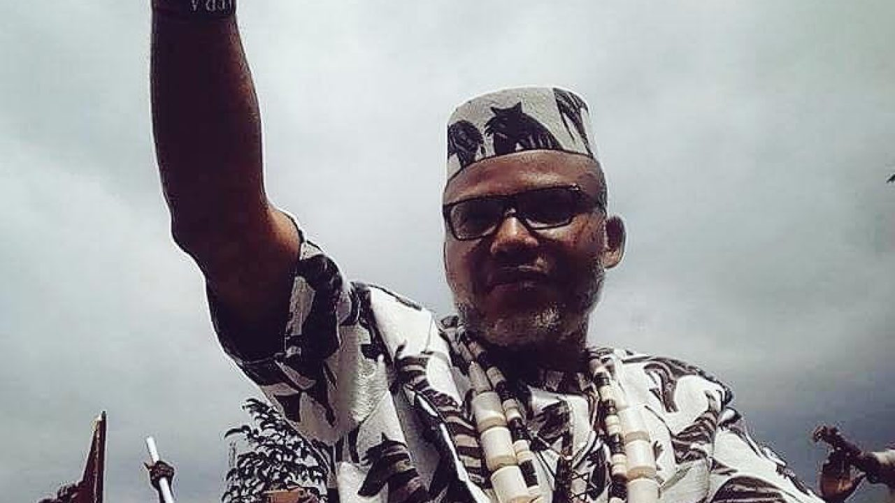 Biafra: What Nnamdi Kanu Told 'Biafrans' Today Ahead Sit-At