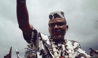 Just In: Nnamdi Kanu Reveals When Biafra Will Come