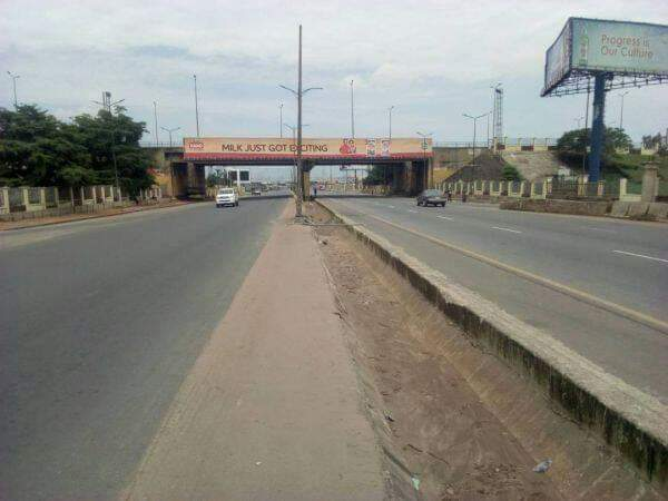 ONICHA AWKA ROAD WEARING A GHOST AMBIENT - Sit-At-Home: Live Update Of 'Biafra Remembrance Day'
