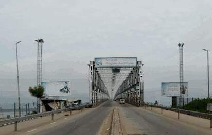 ONICHA HEAD BRIDGE DESERTED - Sit-At-Home: Live Update Of 'Biafra Remembrance Day'