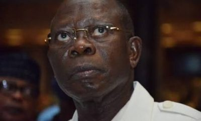 Why I suspended Adams Oshiomhole – Edo APC Ward Chairman