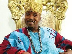 Oba Akanbi 2 500x375 300x225 - End SARS: I Will Lead Next Protest – Oluwo