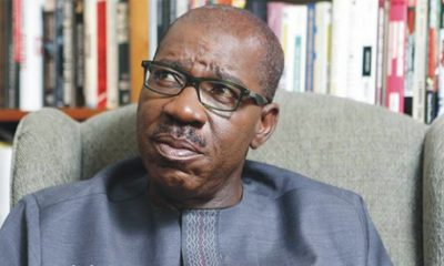 Court Rules On Case Seeking To Disqualify Obaseki As Edo Governor