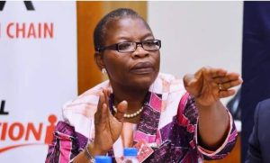 Oby Ezekwesili 300x181 - Buhari Enabling Kidnapping, Pampering Bandits – Ezekwesili
