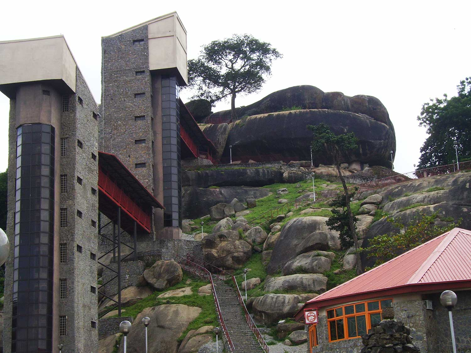 Olumo Tourist Complex 1 - 10 Interesting Places In Nigeria, You Just Might Want To Visit Soon