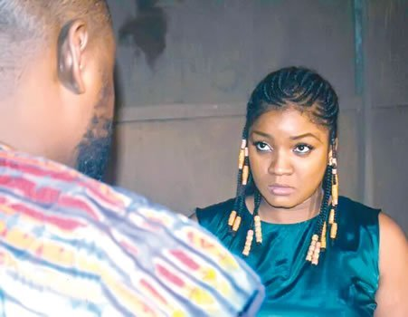 Omotola stage - Watch Out As Omotola Jolade, Sola Sobowale, Yemi Blaq Other Starr In Soon Coming Movie – Shadow Parties