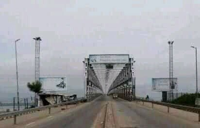 Onitsha bridge - Biafra: See What Onitsha, Other Cities Look Like As IPOB Observes Sit-At-Home (Photos)