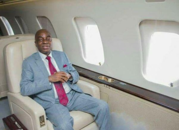 The Ark: Bishop Oyedepo To Spend N160 Billion On New Mega Auditorium thumbnail