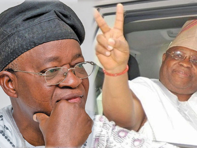 Adeleke Vs Oyetola: Appeal Court Fixes Date To Deliver Judgement On Osun Guber Poll