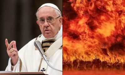 Pope and Hell
