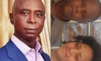 Regina Daniels' Father Surfaces, Kicks Against Marriage To Ned Nwoko