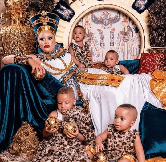 Screenshot 20190525 100227 539x528 1 - Fani-Kayode's Wife, Precious Chikwendu Celebrates Birthday With Her Triplet