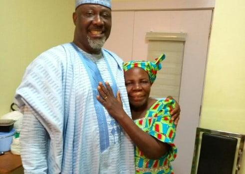 Sen.Dino Melaye's mother, Deaconess Comfort, dies