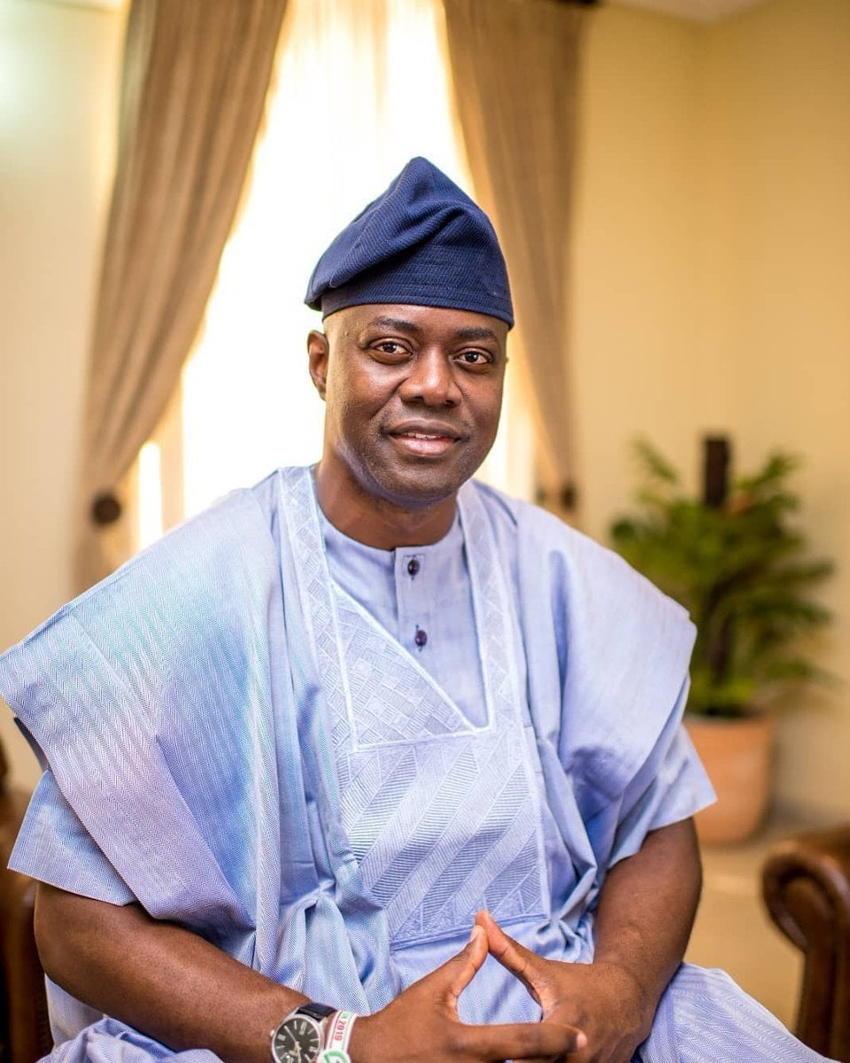 Breaking: Seyi Makinde Defeats Coronavirus, Tests Negative For COVID-19