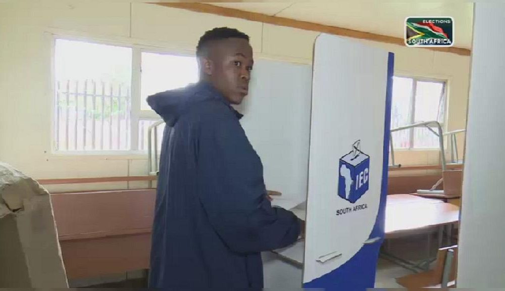 South Africa South Africa elections 2019 South Africa presidential elections 2019 2 1000x576 - These Young People Are Voting For The First Time In South Africa