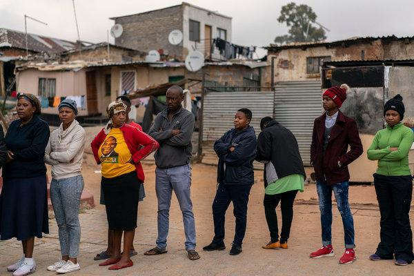 South Africa South Africa elections 2019 South Africa presidential elections 2019 - South Africa Elections 2019: Live Updates, Results and Situation Report