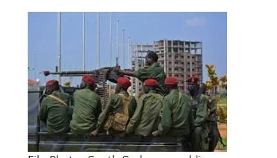 Sudanese Police