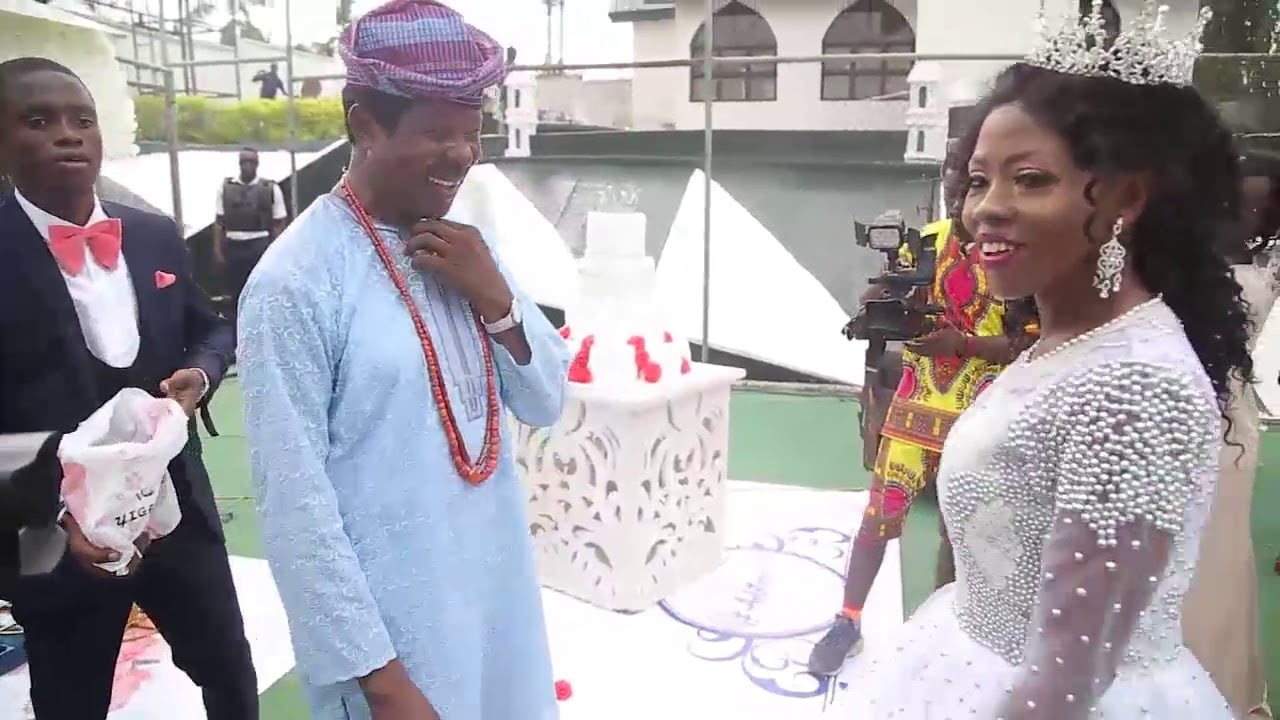 Sunny ade 22 - Music Legend, King Sunny Ade Gives Daughter's Hand Out In Marriage