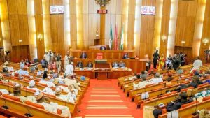 The Nigerian Senate 300x169 - Why Senate Suspended Confirmation of Onochie, Other INEC Nominees