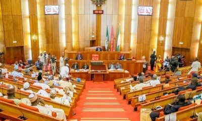Nigerians React To Senators' N1.24m Hardship Allowance