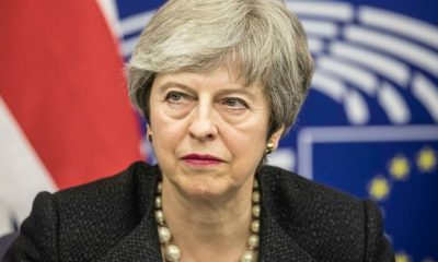 Theresa May Resigns As British PM