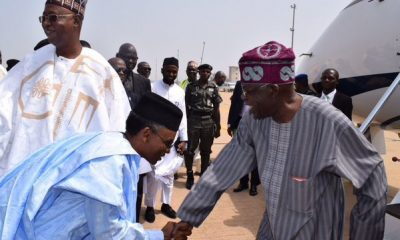 El-Rufai Plotting To Be Tinubu, Fayemi's Running Mate