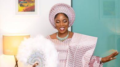 Tosin 6 1 390x220 - Nigerian Music Artiste, Tiwa-Savage Finally Re-Married?