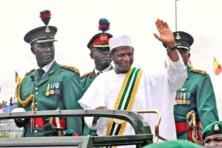 YarAdua 2 - Nigeria At 59: Profile Of Nigerian Presidents From Independence Till Date