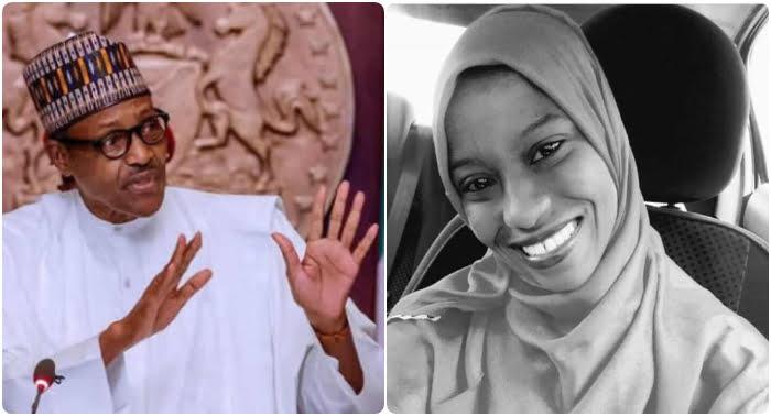 Zainab Aliyu - Revealed! How Buhari, Dabiri Rescued Zainab Aliyu