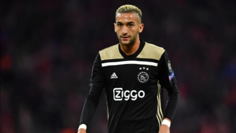 Ziyech - AFCON 2019: 10 Key Players To Watch