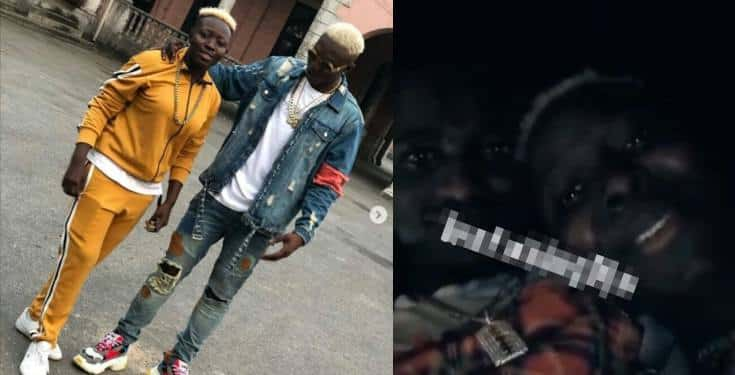 Zlatan - What Zlatan Ibile's Girlfriend Said About The Arrest of Her Lover