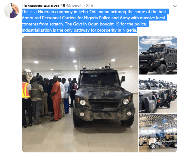 armoured Car, Falz The Bhad Guy,Alibaba