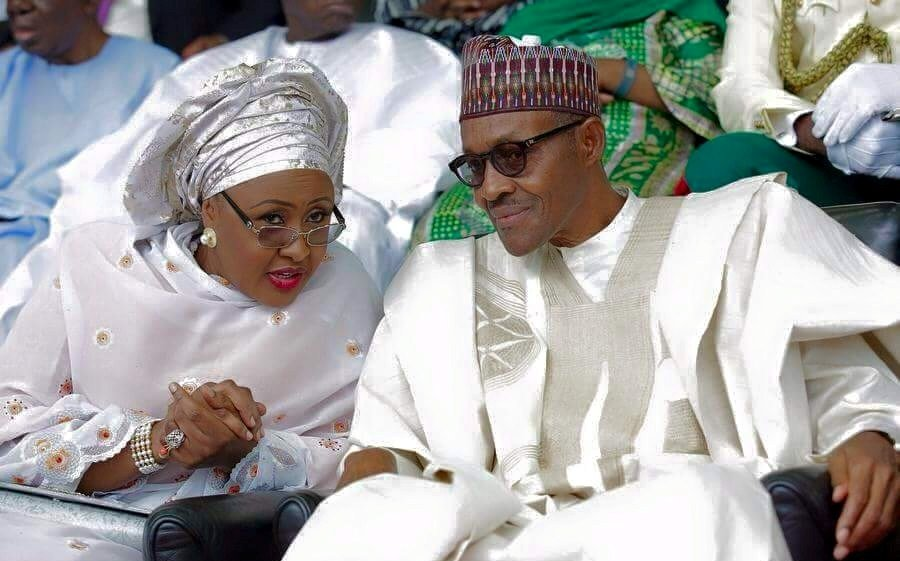 Nigerians React As Aisha Buhari Advises African Presidents Against 'Praise Singing Advisers'