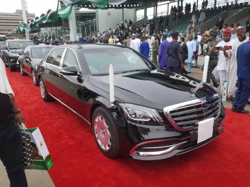 buhari-inaugural-vehicle