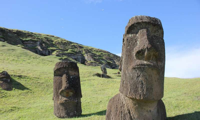 easter island - The Top Ten Strangest Places On Earth That Might Interest You