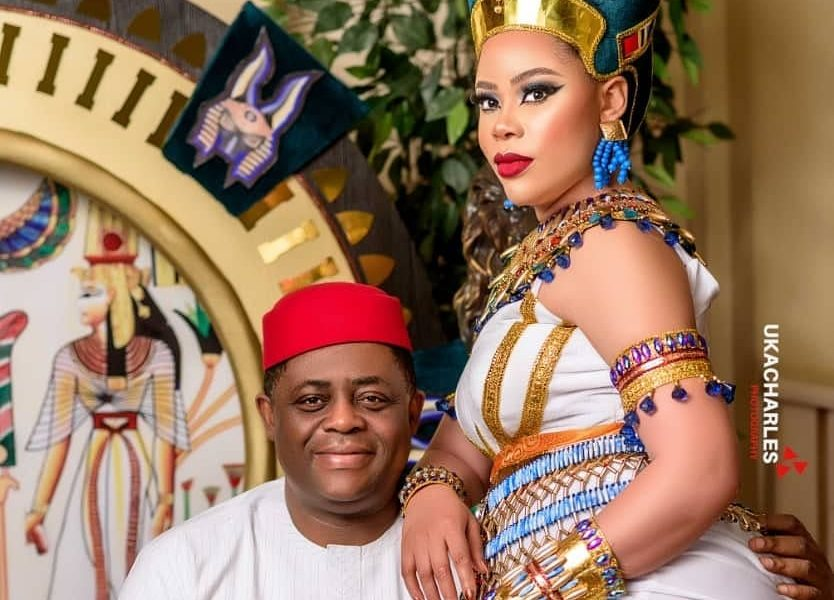 Fani-kayode's Ex-wife Sues Him, IGP, Others, Demands N800m