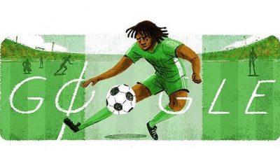 Google Doodle Celebrates Okwaraji
