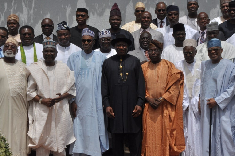 2021 Budget: FG To Spend N7.8bn On Former Presidents, Ex-VPs
