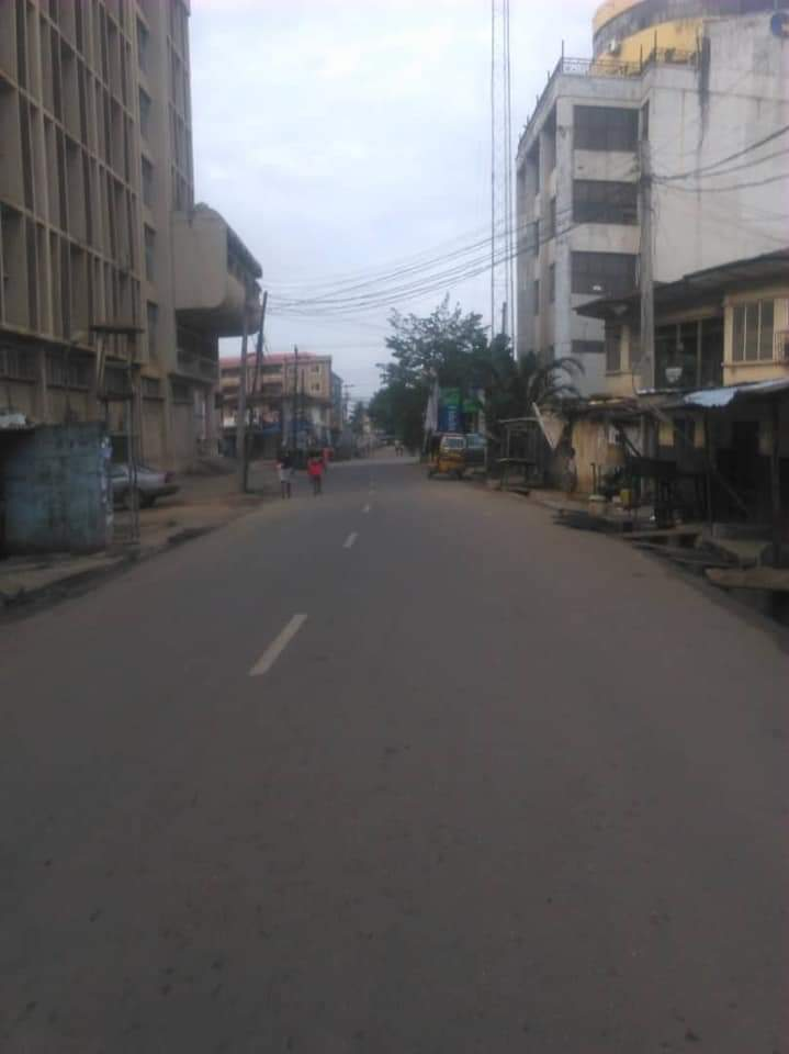 ipob4 - Biafra: IPOB Sit-At-Home Begins (Photos)