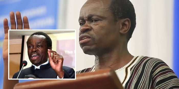 lumumba - Video: Churches That Have Husband And Wife As Owners Are Like Ponzi Schemes – Professor