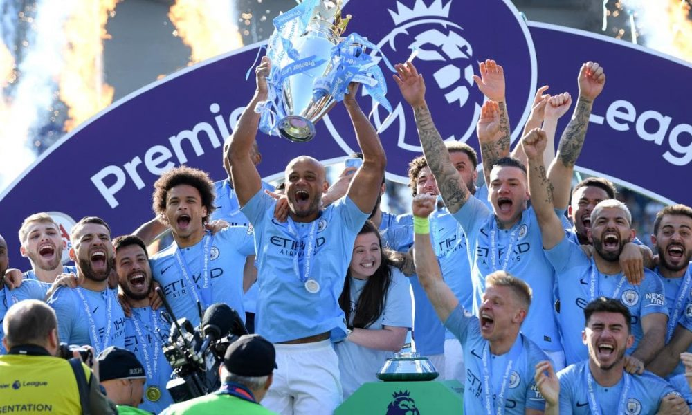 manchester city 1000x600 - EPL: Complete List Of Premier League Champions Till Date