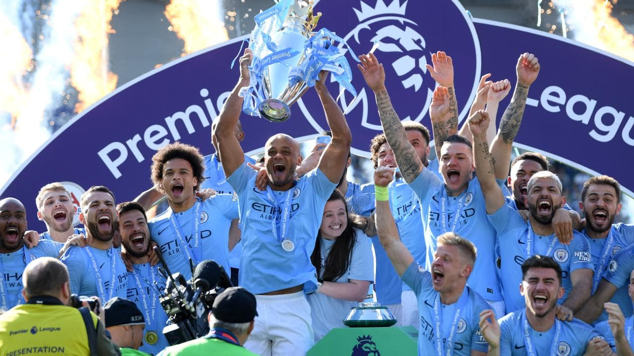 Manchester City register their appeal against their two-season European ban