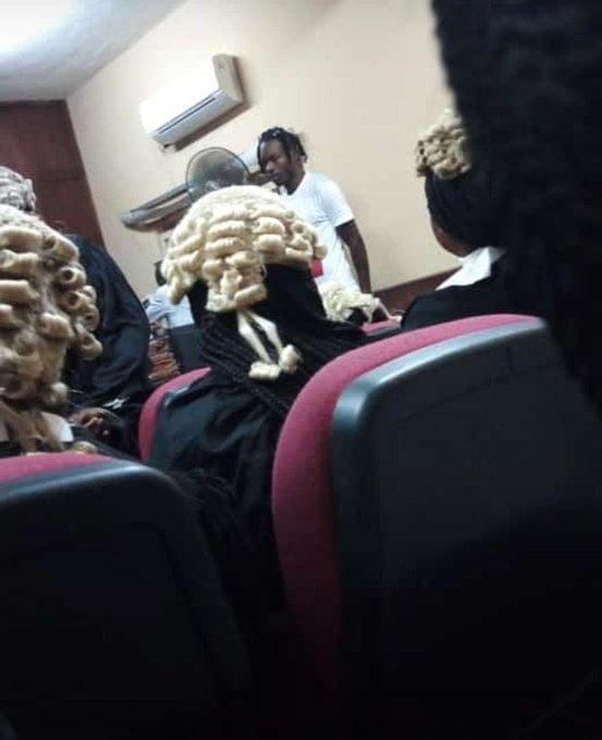marley 3 - Photos: EFCC Arraigns Naira Marley In Court