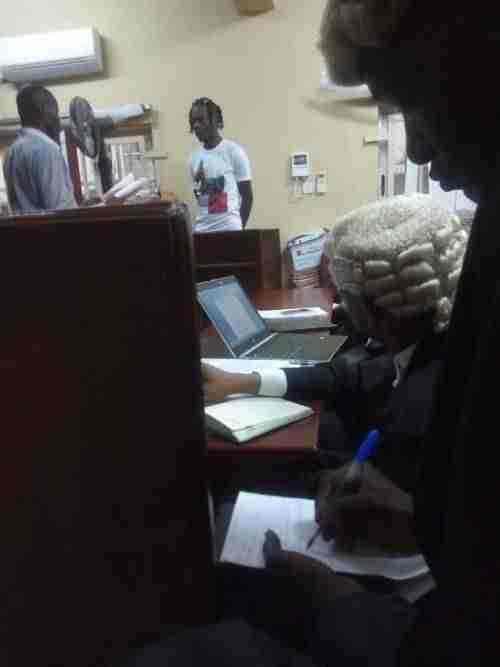 marley 4 - Photos: EFCC Arraigns Naira Marley In Court